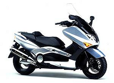 Yamaha Tmax-XP500 - motorradmagazin.de